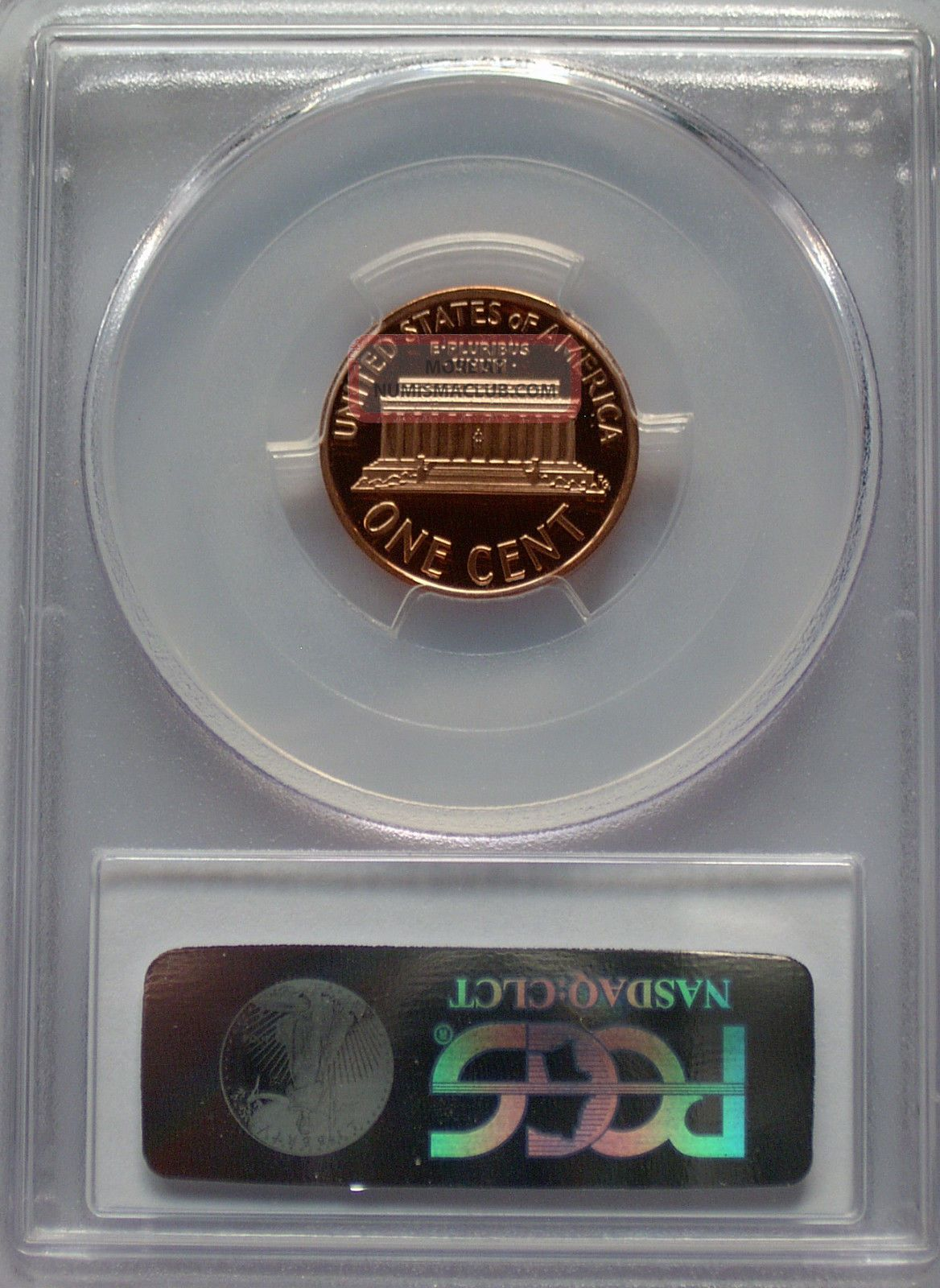 Pcgs 1991 S Proof Lincoln Cent Penny Pr69 Dcam Price Guide$15 Usa Pf