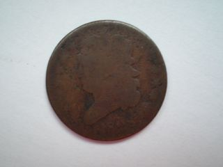 1828 Classic Head Half Cent photo