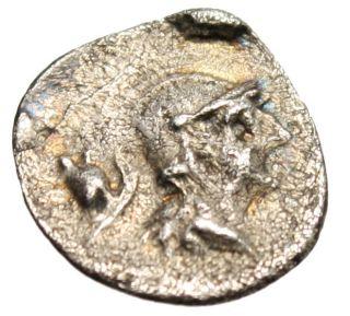 Pisidia,  Selge Silver Obol
