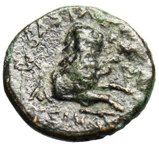 Thracian King Lysimachos