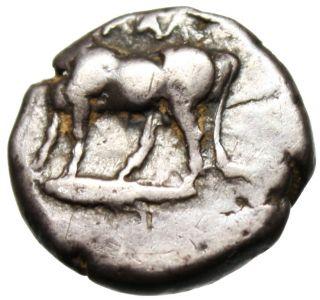 Bithynia,  Kalchedon (calchedon) Silver Hemidrachm