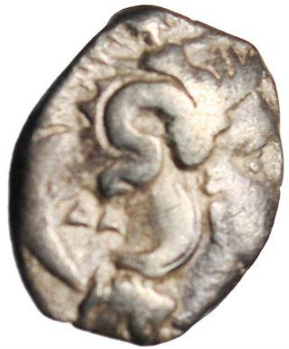 Lucania Thourioi Silver Diobol