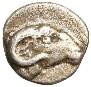 Troas,  Kebren (cebren) Silver Obol