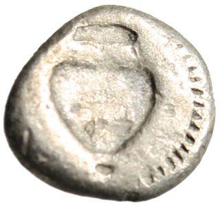 Lucania,  Sybaris Silver 1/6 Nomos (diobol)