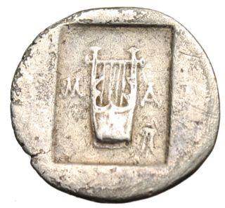 Lycia,  Masikytes Silver Ar Hemidrachm