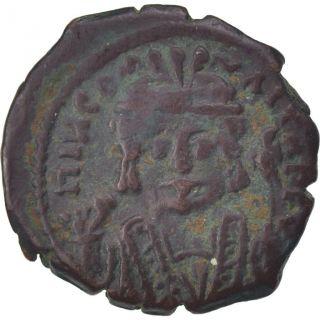 Bysantine Empire,  Maurice Tiberius,  Decanummi photo