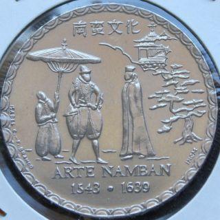 Nanban Art (1543 - 1639) - 1993 Portugal 200 Escudos D.  36mm photo