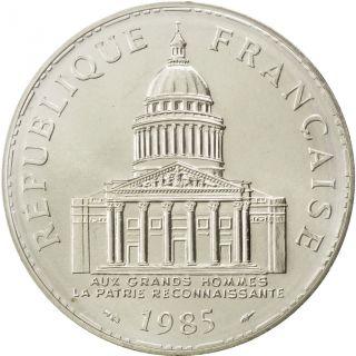 Vème République,  100 Francs Panthéon 1985 photo
