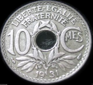 France 1931 10 Centimes - Great Coin S&h Discounts photo