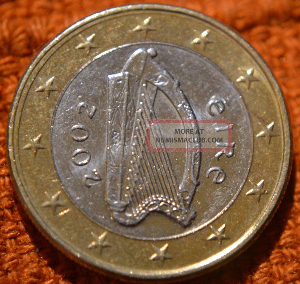 rare euro coins ireland