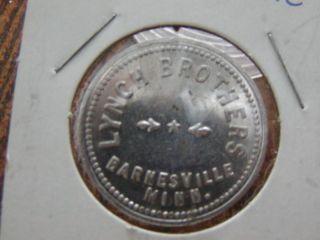 Barnesville Minnesota Trade Token photo