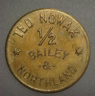 Ted Nowak 1/2 Bailey & Northland (buffalo,  N.  Y. ) photo