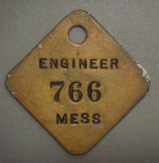 Tag - Engineer Mess,  766 photo