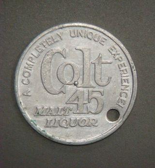 Colt 45 Malt Liquor,  A Completely Unique Experience. . .  You Pay photo
