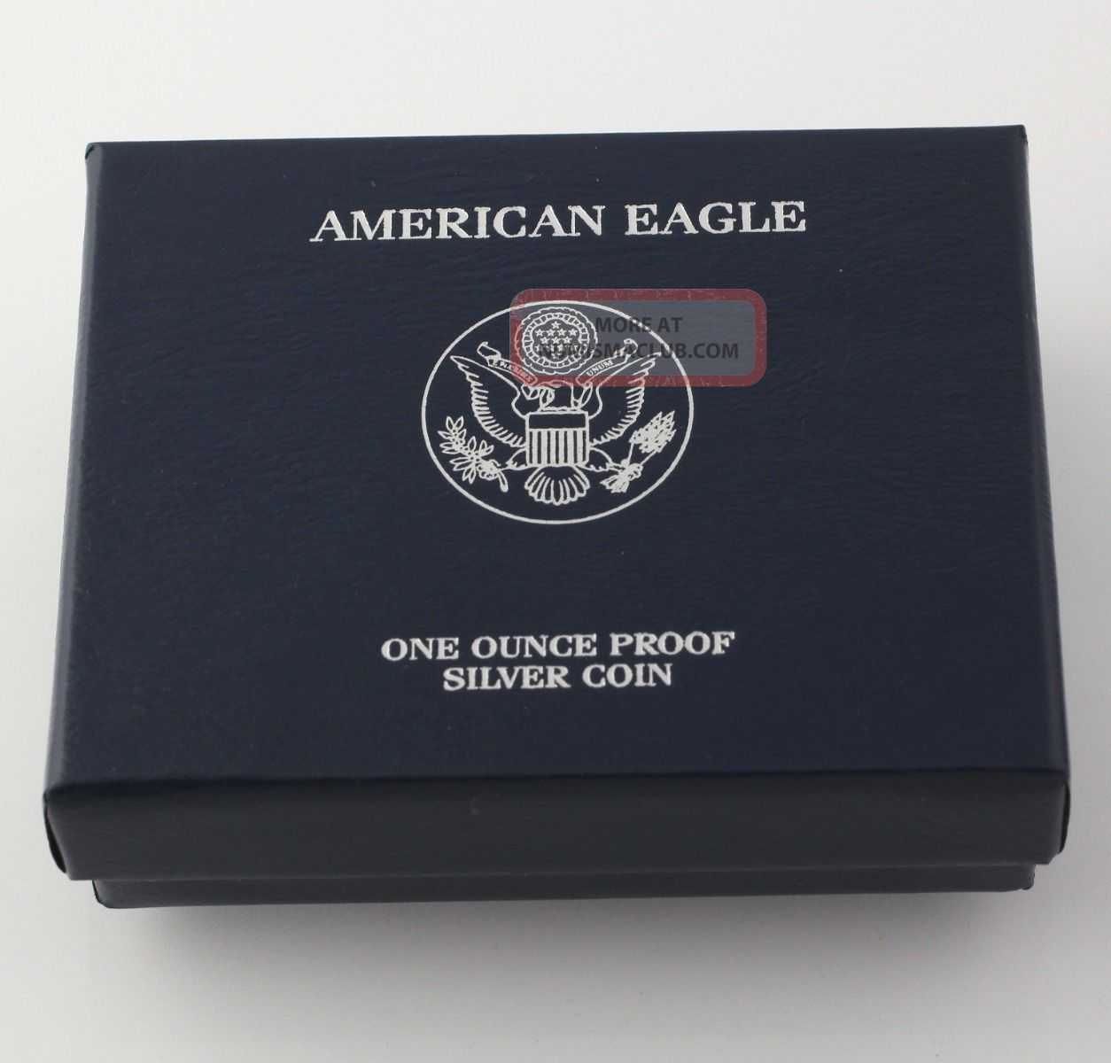 2008 W American Silver Eagle Proof Coin 1oz 999 Fine