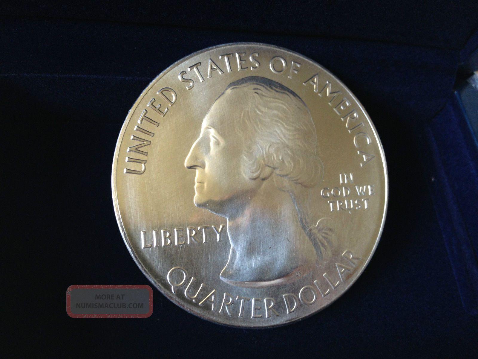 2013 5 Ounce Coin Atb Great Basin Nevada