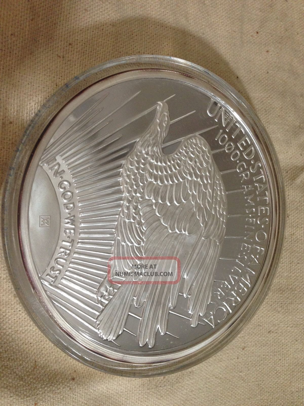 Value of Silver by the Gram or Kilogram