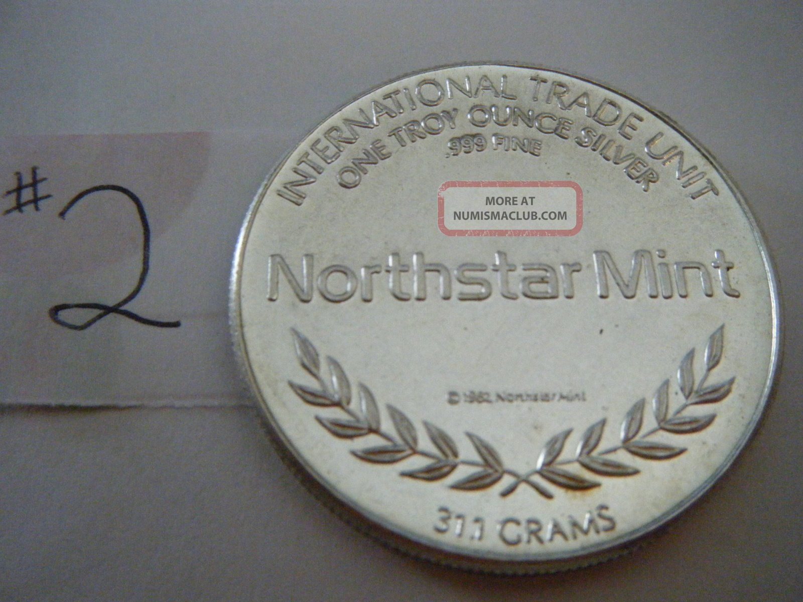 Northstar Liberty And Justice 1 Troy Ounce 999 Fine