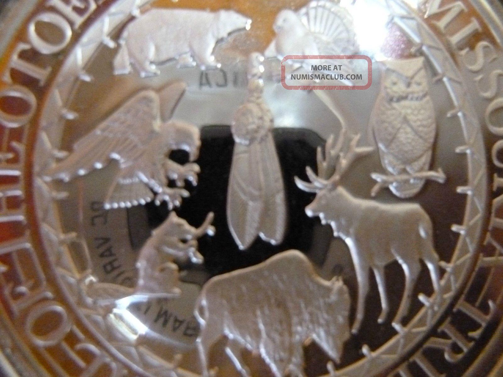 Sovereign Nation Otoe Missouria1976 Indian Tribe 999