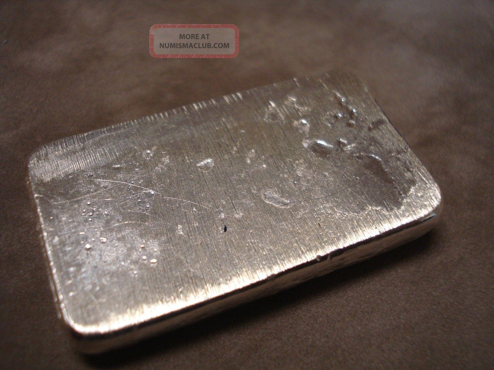 10 Troy Ounce Silver Bar Engelhard