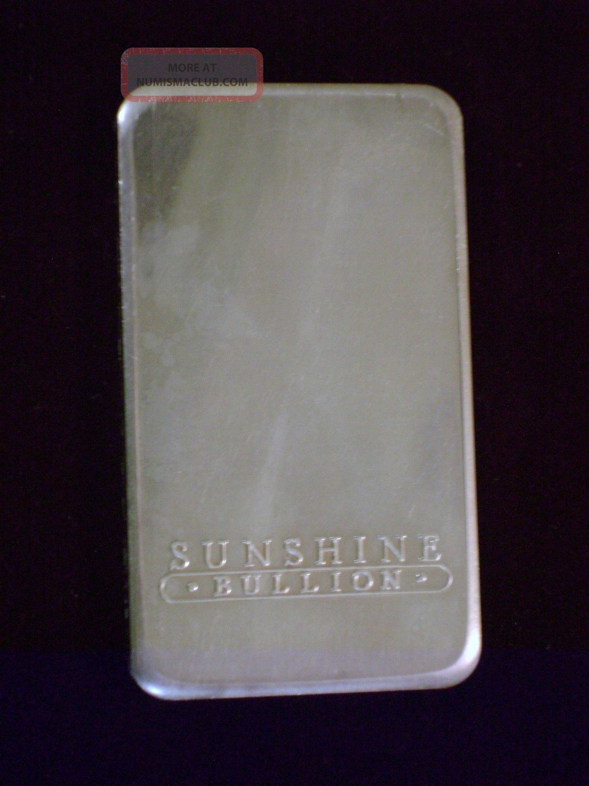 Sunshine Mining Eagle Bullion Silver Troy 10 Oz Numbered