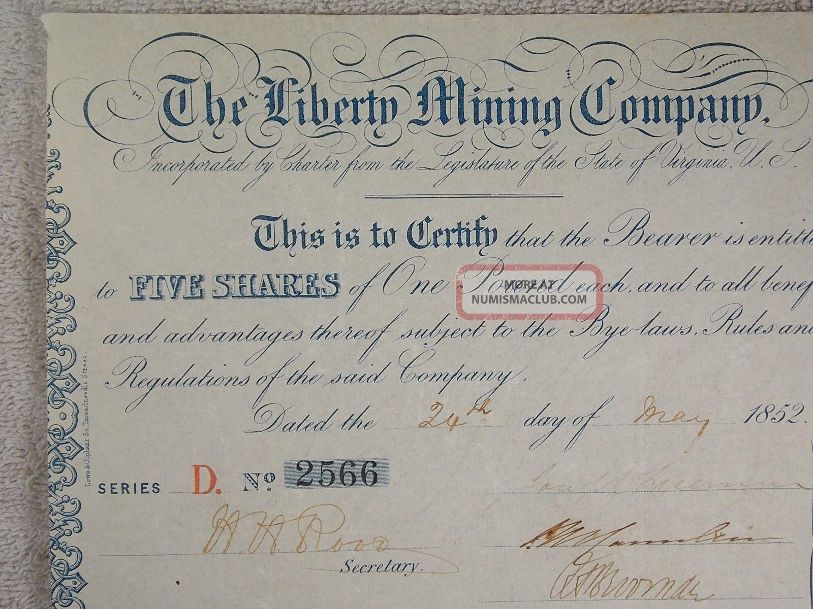 virginia stock company