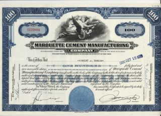 Marquette Cement Manufacturing Co Il (now Lone Star) photo