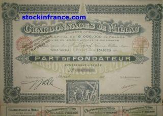 Charbonnages De Millau photo