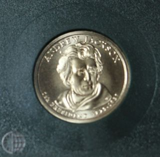 2008 - D Andrew Jackson - Position A - Satin Uncirculated photo