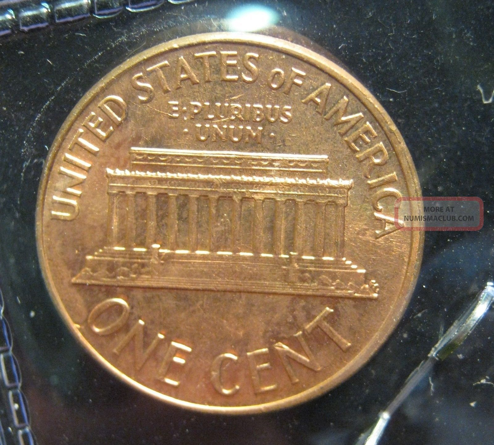 1968 S Lincoln Cent Gem S S Vk58