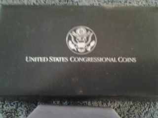 United States Congessional Coin - S. . . .  1789 - 1989 photo