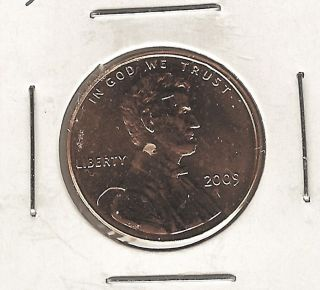 2009 1c Lincoln - Early Childhood First Day Of Issue Rb Lincoln Cent photo