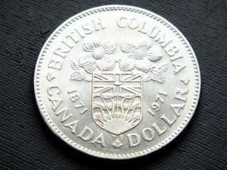 1971 - Canadian Dollar - Open To Offers - Digital Photos Of Actual Coin photo