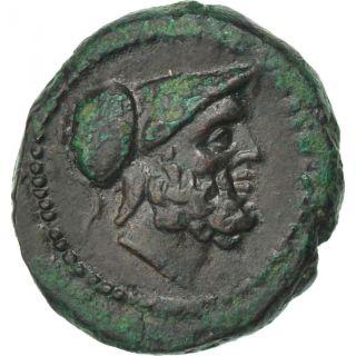 [ 32689] Bruttium,  Petelia,  Bronze,  Ae 16 photo