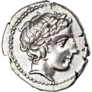 [ 32696] Macédoine,  Ligue Chalcidique,  Olynthe,  Tétrobole photo