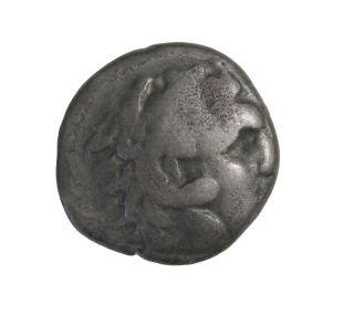 Thrace Callatis Moesia Inferior Ar Hemidrachm Ancient Greek Silver Coin Kallatis photo