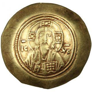 Bysantine Empire,  Michel Vii,  Histamenon Nomisma photo