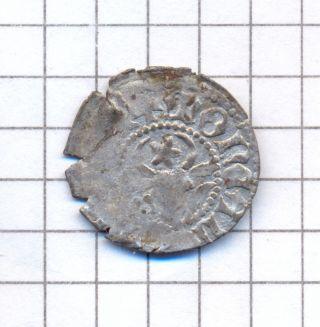 Moldova Moldavia Silver Groat Grosz Groschen Coin Alexandru Cel Bun 1400 - 1432 [1 photo