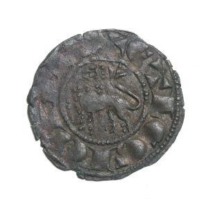 Medieval Spain Castile Y Leon Fernando Iv 1295 - 1312 Ad Pepione Vf photo