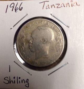 1966 Tanzania Shilingi photo