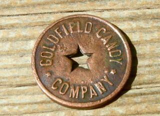1913 Goldfield Nv Nevada
