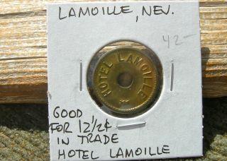 1900s Lamoille,  Nv.  Nevada (ruby Mountains,  Elko Co)