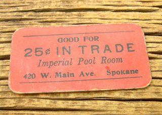 1900s Spokane Wa Washington