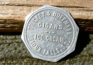 1900 Sioux Falls South Dakota Sd Rare