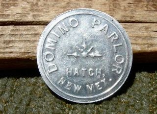 Vint Hatch,  Nm Mexico (dona Ana Co) 25c