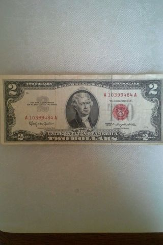 BUY ONE NOTE OF 5  PMG 66 Fr.1513*   $2  1963  STAR  LEGAL TENDER UNITED STATES