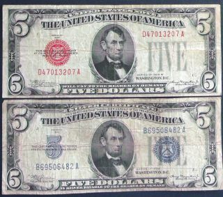 Paper Money Us Small Size Notes Price And Value Guide