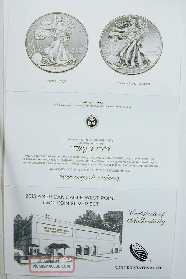 2013 Silver Bullion Coins From Around The World World