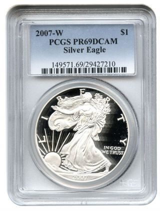 silver_eagle_1_pcgs_proof_69_dcam_american_eagle_silver_dollar_ase_1