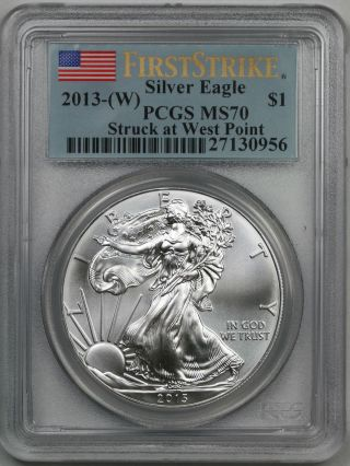 2011 Us $1 American Eagle 1 Oz. 999 Fine Silver Coin